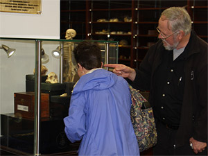 Meeting the Taung Child